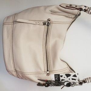 The sak  leather shoulder bag